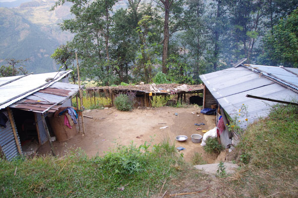 Prem wohnt mit Familie noch in der Behelsunterkunft
