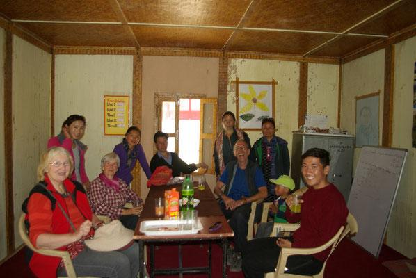 Saspochey: Lehrerzimmer