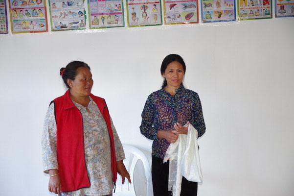 Die beiden Kindergaertnerinnen