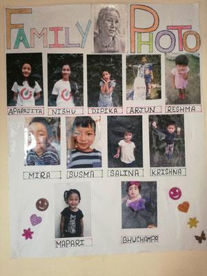 Fotogalerie der Kinder