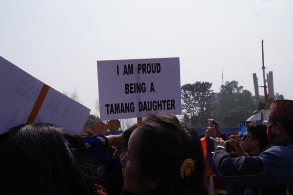 Die Tamang sind stolz auf ihre Kultur