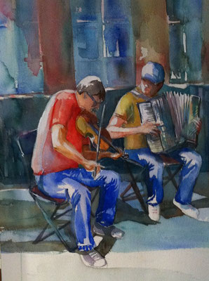 La musique des gitans, gypsy music  SOLD