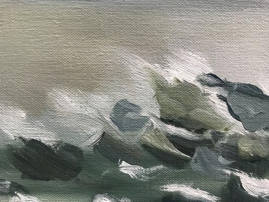 Groene zee