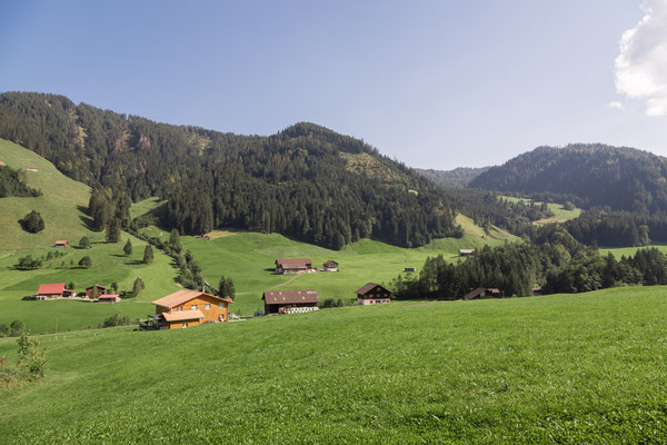 Kunde: Nomady Location: Alpthal