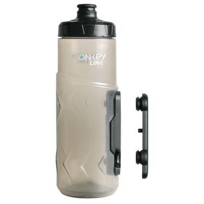 Trinkflasche MonkeyBottle mit Magnethalter