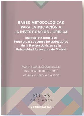 Bases meteorológicas para la iniciación a la investigación jurídica