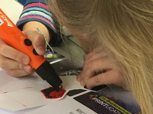 Kindergeburtstag Erfurt, Partyideen und geschenkideen für teenager, kindergeburtstag feiern, Zeichnen mit dem 3D Stift
