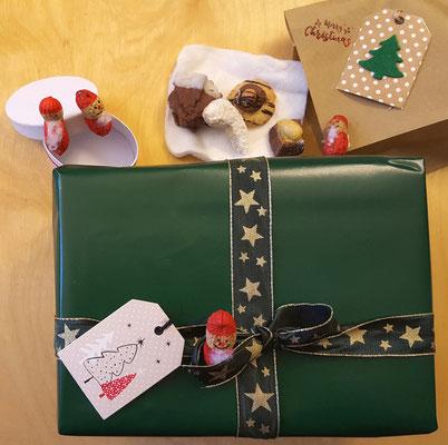Erdnussmännchen Geschenk