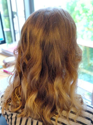 Schnelle Locken Styling TeenEvent
