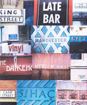 iconic manchester city late bars photo montage canvas the ritz hazienda dance house palace hotel camp street king tib