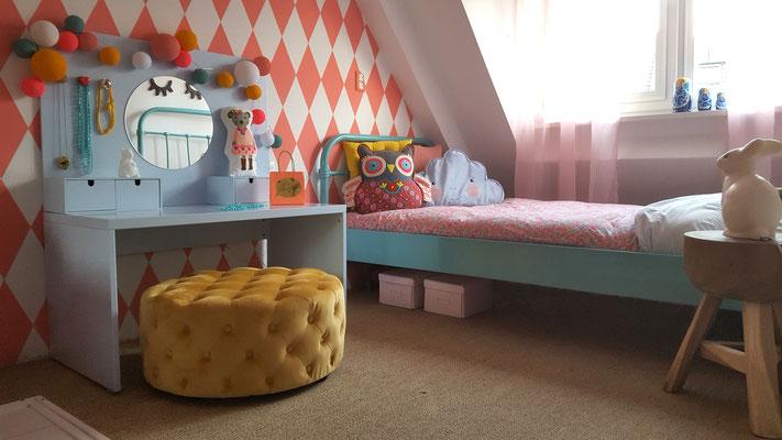 Interieur Kaptafel Styling : Meisjeskamer de website van journey styling