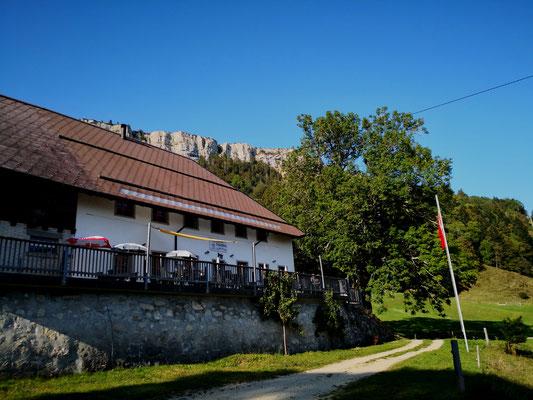 Gutes Bergrestaurant Jura