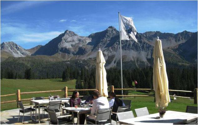 Wanderhotels Graubünden