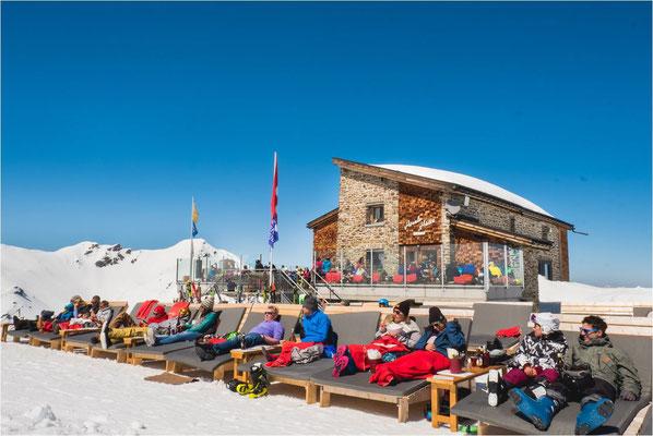 Skihütte GR