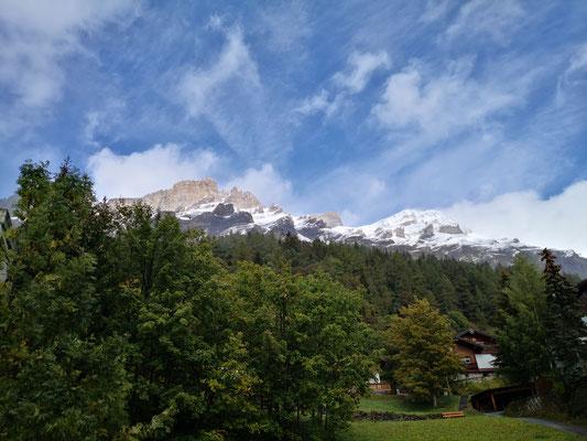 Skifahren und Thermalbaden Schweiz