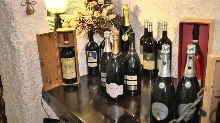 Selezione vini Liguria