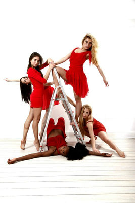 Lilia, Regina, Ashanti, Vicky & Hanna - Photo: Carsten Thun