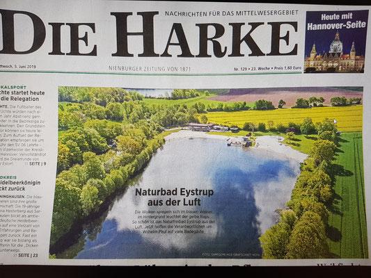 Die Harke 05. Juni 2019