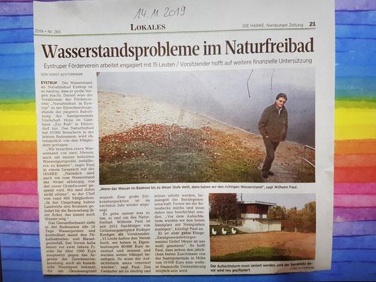 Die Harke 14. November 2019