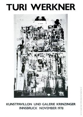 Turi Werkner Plakat Poster