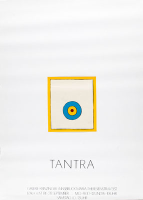 Tantra Poster Plakat