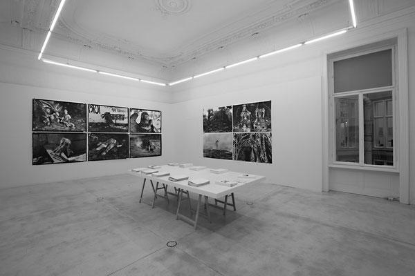 Galerie Krinzinger Wien  (Foto: Tamara Rametsteiner)