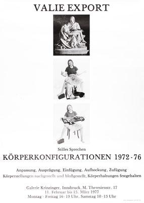 Valie Export Plakat Poster