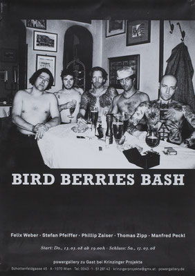 Bird Berries Bash