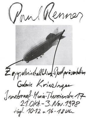 Paul Renner Poster Plakat
