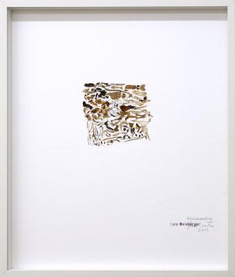 Kunst online von Luis /  Lois Weinberger kaufen