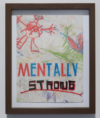 Mentally health art