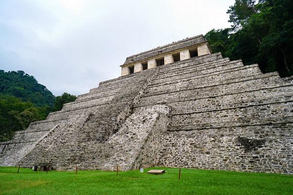 Palenque Ruinenstätte