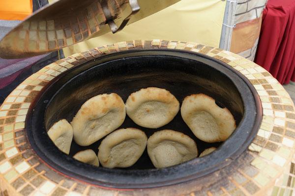 So wurde das Brot gebacken