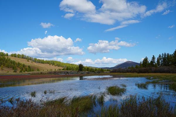 Einer der 8 Seen