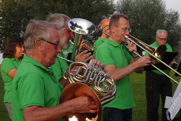 Musikgesellschaft Neukirch-Egnach an der Hauptversammlung