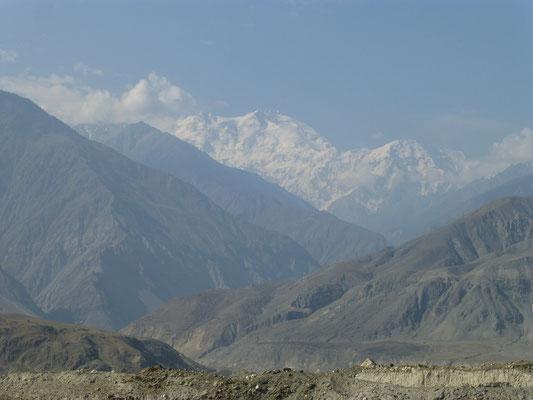 View to Nanga Parbat