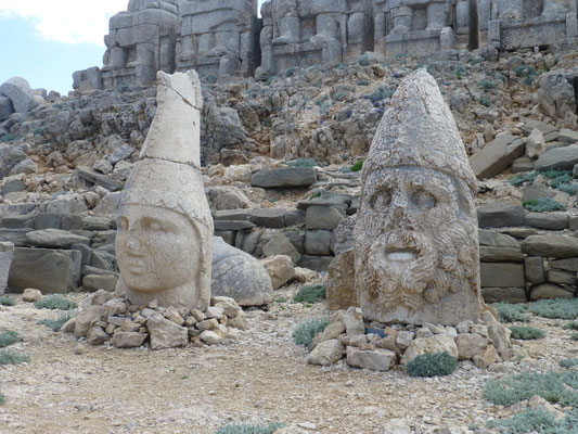 Unesco World Heritage Nemrut Dağ