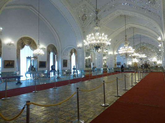 Golestan Palace! Teheran