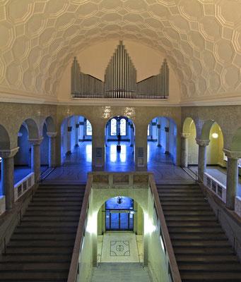 LMU Hauptgebäude Lichthof