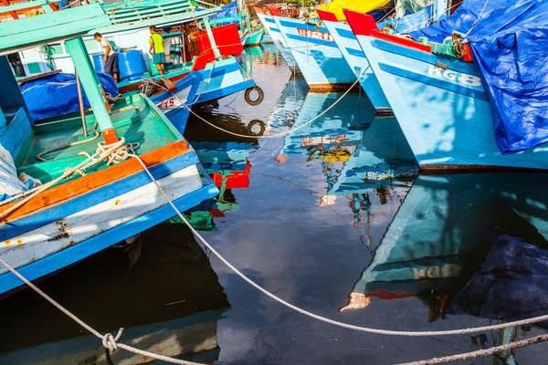 Phu Quoc - Hafen