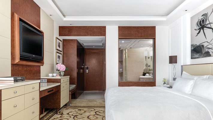Hongkong - Langham Hotel