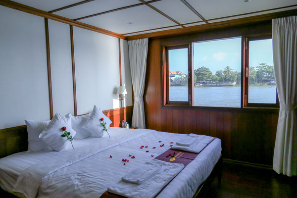 Mekong Eyes Explorer - Suite Kabine