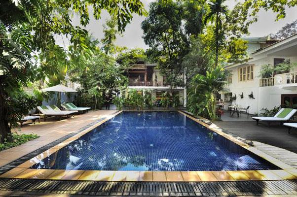 Phnom Penh - Villa Langka