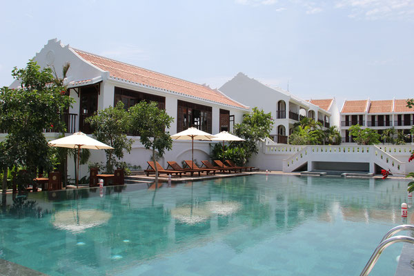 Hoi An - Ancient House Resort & Spa