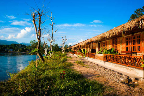Hsipaw - Riverside@Hsipaw Resort