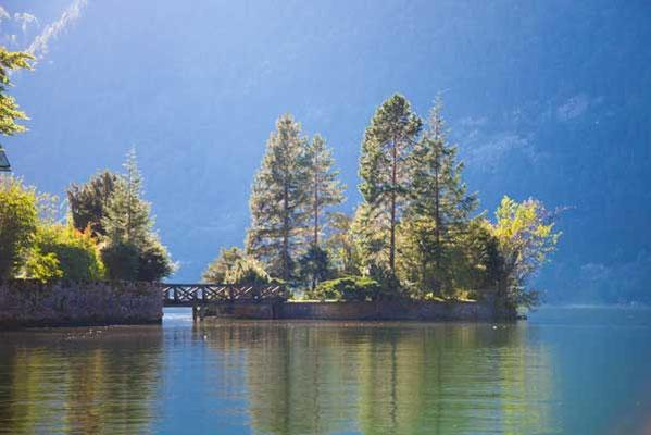 Engländer Villa am Hallstätter See