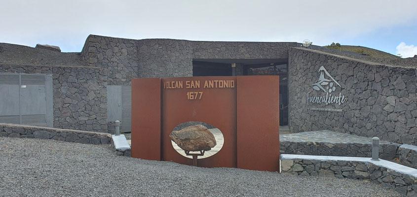 Besucherzentrum Vulcan San Antonio