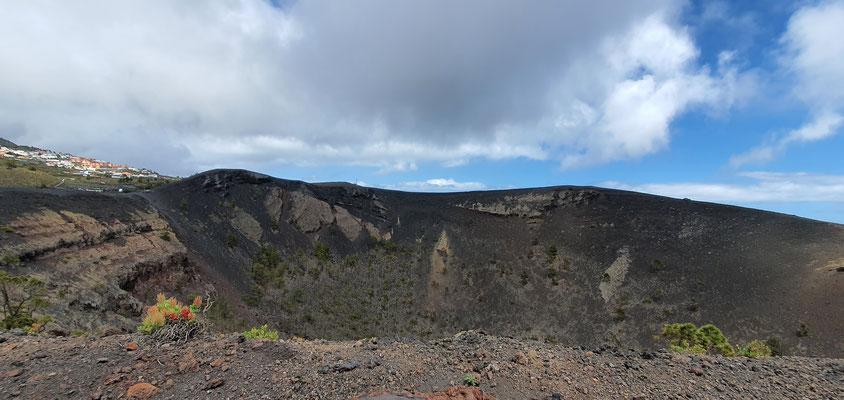 Kraterrand Vulcan San Antonio