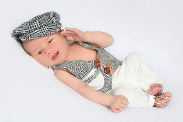 Baby Fotoshooting Alsdorf