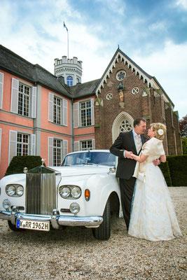 Heiraten lohnt sich...Mein Brautpaar tat dies mit Liebe und Leidenschaft. Ich war ganz verzückt.